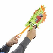 NEW Nerf Zombie Strike Crosscut 2-in-1 Action Blaster