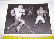 Vintage MOORESVILLE vs PLAINFIELD Indiana High School Football Photo