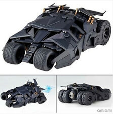 DC Comics Batman The Dark Knight Batmobile Tumbler Car Revoltech No.043 Figure