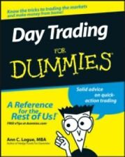 Day Trading for Dummies by Ann C. Logue (2007, Paperback)