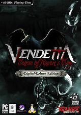 Vendetta-Curse of raven's Cry Digital Deluxe ED. [pc | Mac steam Key]