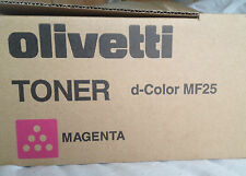 Original Olivetti 8938-523 8938523 D-Color MF25 Magenta Toner new B