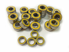 Traxxas Slash 2wd / 4x4 Abec 3 Precision Speed Bearing Kit (24) (Yellow)