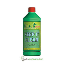 DUTCH PRO 'KEEP IT CLEAN' 1L SAFE FOR PLANT FOR DRIP SYSTEM,IWS,HYDROPONIC