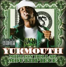 Yukmouth - Million Dollar Mouth Piecce [New CD] Explicit