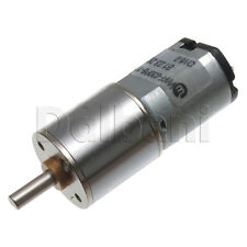 6V DC 50 RPM High Torque Sealed Gearbox Electric Motor Mabuchi WFF-030PB-11210H