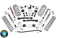 99-04 Jeep WJ Grand Cherokee 4 inch X-Series Suspension Lift Kit, 639P