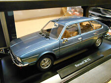 Renault 30 ts 30ts sedán 1978 Blue azul met norev Limited 1:18