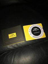 Genuine Breitling Slide Rule and Instructions