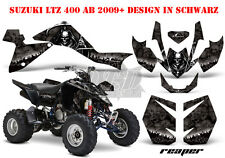 Amr racing decoración Graphic kit ATV suzuki ltz & Kawasaki KFX Reaper B