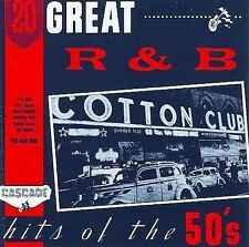 20 Great R&B Hits of the 50s-Cascade 05012-BB King/Howlin Wolf/Ike Turner etc-VG