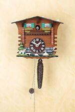 Llamada área Reloj cucú con movimiento de 1 día, Selva negra, Reloj de cuco 623