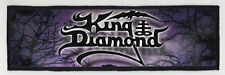 KING DIAMOND SUPERSTRIP PATCH / SPEED-THRASH-BLACK-DEATH METAL