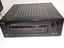 Sony STR-D1015 Home Theater AV Control Center Stereo AM/FM Tuner Audio Receiver