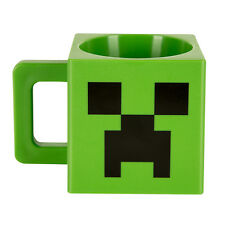 Official JINX Minecraft - Creeper Face - Boxed Plastic Mug