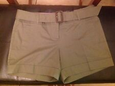 """The Limited 5"""" Inseam Easy Short, sz. 8 New arrival Orig$59.95, army green"""