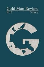 Gold Man Review Issue 5 (2015, Paperback)