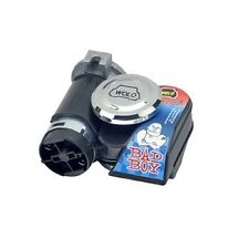 WOLO 419 Bad Boy Compact Air Horn; 12-Volt; 123.5 Decibels; 530/680 Hz