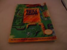 The Legend of Zelda A Link to Past SNES Official Strategy Guide Player Hint Book