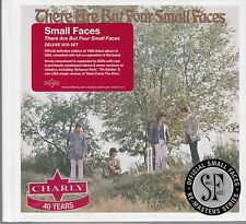 Small Faces - There Are But Four Small Faces, Deluxe Edition 2CD Neu