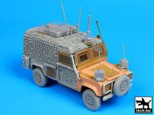 Black Dog 1:35 Land Rover Defender Snatch Barracuda conversion for Hobby Boss