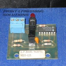 CP Bourg OEM Part PC20B PBC P/N # 9420751