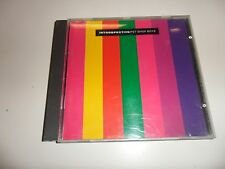 Cd  Introspective von Pet Shop Boys (1988)