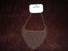Aldo Chainmail Necklace