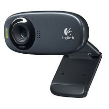 Logitech C310 USB 2.0 HD Webcam