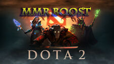 Dota 2 Solo MMR Boost, up to 3000 MMR.