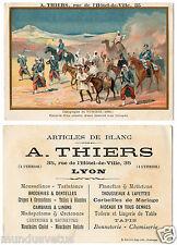 campagne de TUNISIE. 1881. Escorte .campaign tunisia.escort