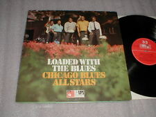 Chicago Blues All Stars LOADED Basf MPS LP 70s R&B Soul Willie Dixon Unipak VG++