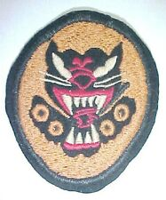 Odd WW2 Tank Destroyer Theater Made Shoulder Patch