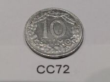 Spanish 1959 10 Centimos Coin CC72