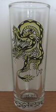 "ED HARDY   DRAGON,   4"" SHOT GLASS,   NEW"