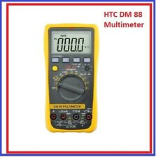 "HTC - 3¾ Autoranging Digit Multimeter  Fluke Looks "" Multi meter tester DM-88"