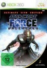 XBOX 360 STAR WARS THE FORCE UNLEASHED ULTIMATE SITH EDITION Top Zustand