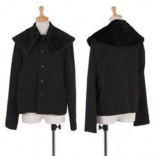 robe de chambre COMME des GARCONS Fur Wool Jacket Size About M(K-41692)