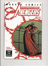 MARVEL COMICS THE AVENGERS #51 JUNE 2005 NM MARVEL LEGENDS REPRINT
