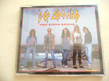 "CD PROMO SINGOLO DEF LEPPARD  ""TWO STEPS BEHIND"" - PHONOGRAM 1993"