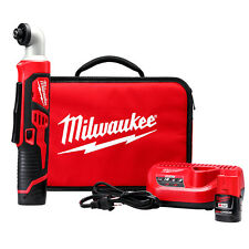 Milwaukee 2467-21 M12 12-Volt 1/4-Inch Hex Right Angle Impact Driver w/ Battery