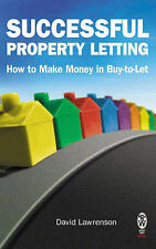 Successful Property Letting: How to Make Money in Buy-to-let (Right Way)  Very G
