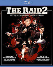 New! The RAID 2 on Blu-ray + DIGITAL HD BRAND NEW! Great Action Movie!
