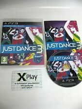 PS3 Just Dance 3 Buen estado Pal España Completo
