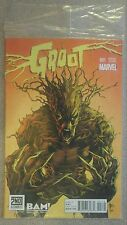 "**Groot #1** MARVEL! DEODATO, BAM ""VARIANT"" 2nd & CHARLES! SEALED & UNOPENED! NM"