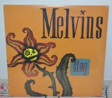 MELVINS - Stag, 180 Gram 2XLP BLACK VINYL Gatefold New & Sealed!