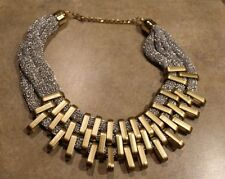 Egyptian Cleopatra Halloween Costume Necklace Plastic Queen Collar Lot of 35