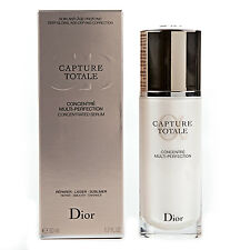DIOR CAPTURE TOTALE 50ML MULTI PERFECTION CONCERNTRATED ANTI AGEING FACE SERUM