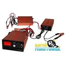10,000 W New 2013 Model Fish Stunner Shocker LED Screen Electric Fishing