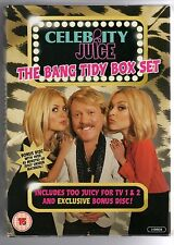 (GU714) Celebrity Juice The Bang Tidy Box Set - 2011 DVD